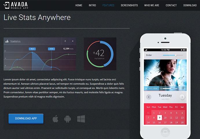 Wordpress website design Mobile app. and web-based admin dashboard