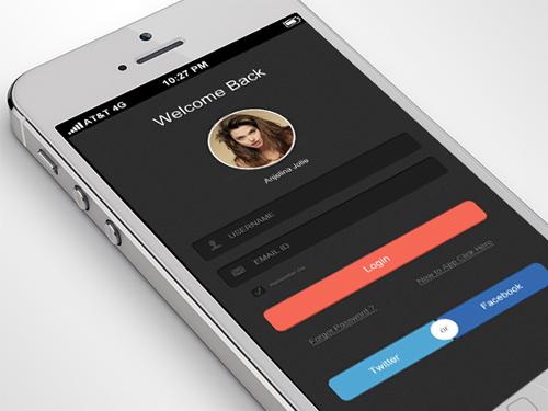 Website designer and mobile website